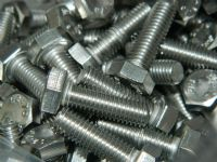 M8 Bolts Stainless Steel A2-70 M8-1.25 Fully Threaded Fastener Length 25mm [H10]